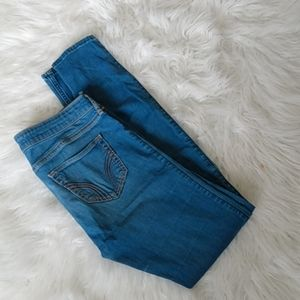 Hollister legging jeans Size 7 Long
